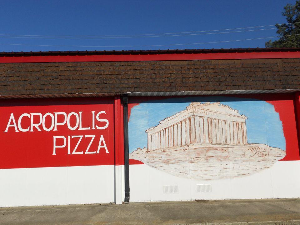 Acropolis Pizza Restaurant