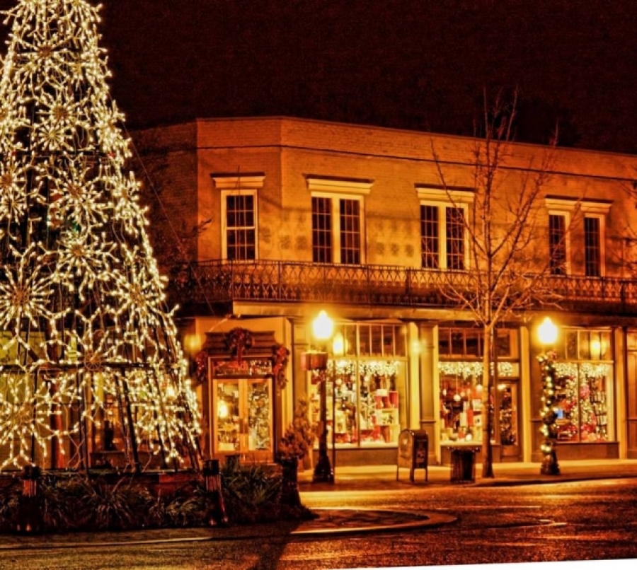 8 Reasons Why Aiken Is The Most Magical Town In The Sc For The Holidays Visit Aiken Sc
