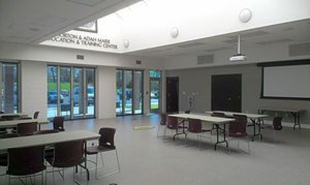 The SPCA's Marr Training and Education Center