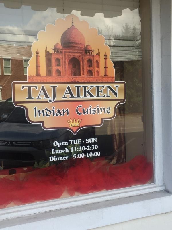 Taj Aiken