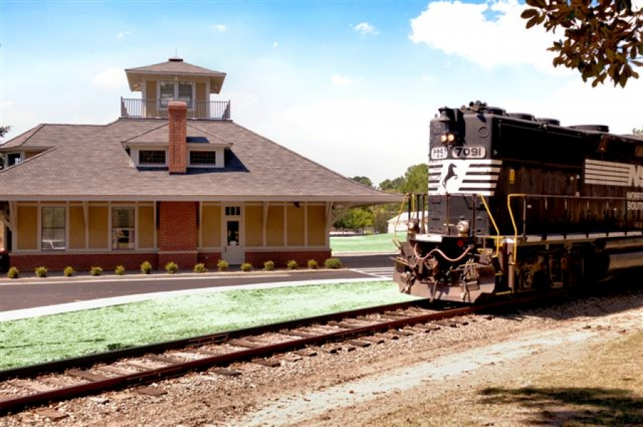 Aiken Visitors Center and Train Museum Extended Hours During Masters Week