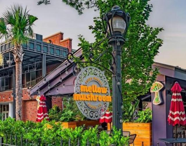 Mellow Mushroom Now Open In Beautiful Downtown Aiken