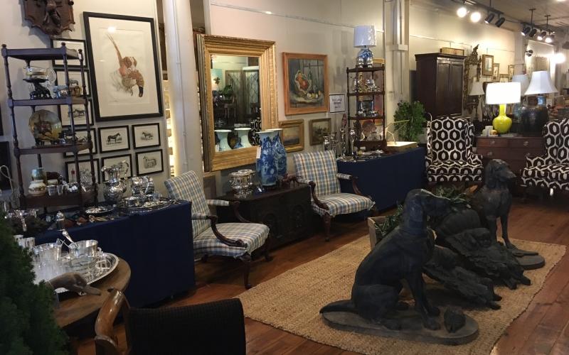 Aiken Antique Show   Art + Garden + Vintage + Design