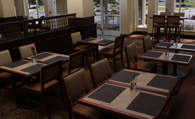 Garden Grill and Bar at the Hilton Garden Inn Aiken