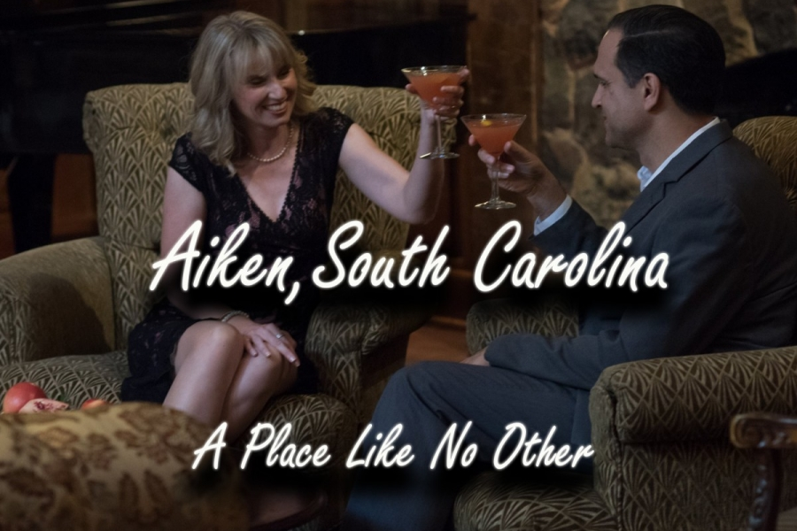 VISIT AIKEN JANUARY E-NEWS