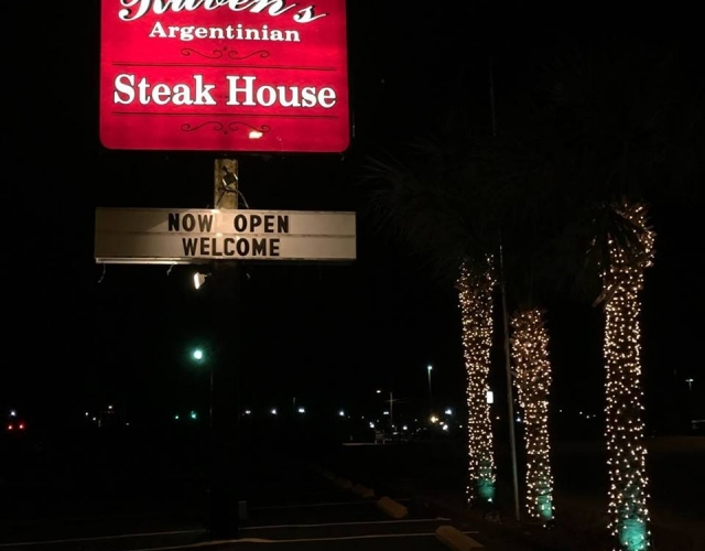 Ruben's Argentinian Steakhouse