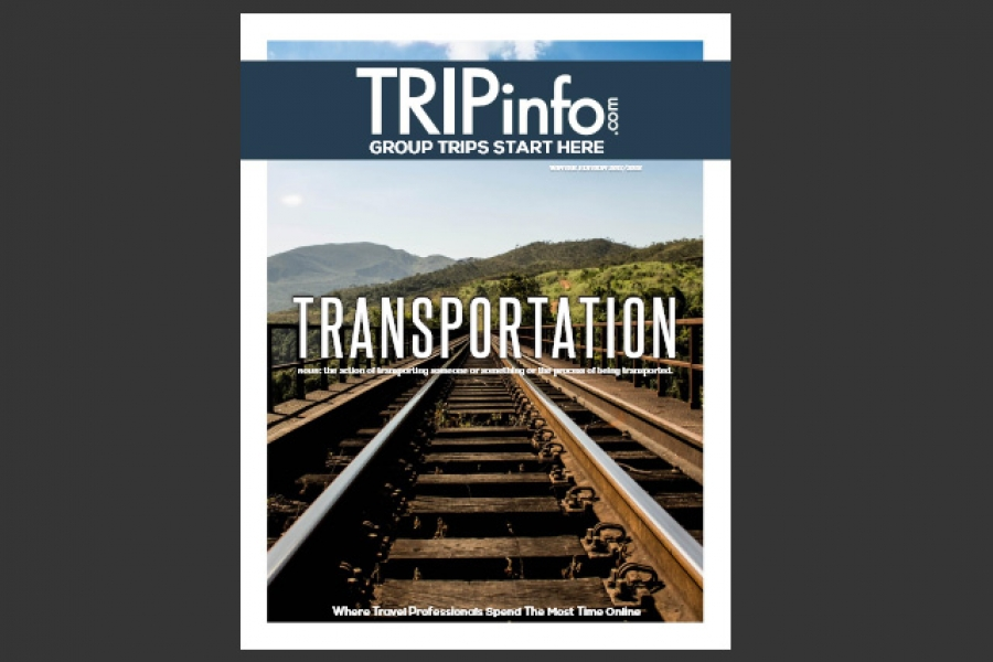 Aiken Trolley Tours Featured in Tripinfo Magazine