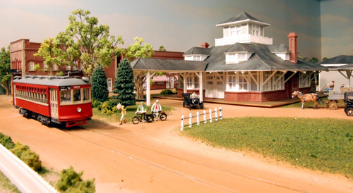 Aiken Visitors Center and Train Museum
