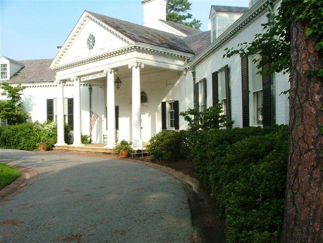 Aiken county historical museum visit aiken sc for Home builders in aiken sc